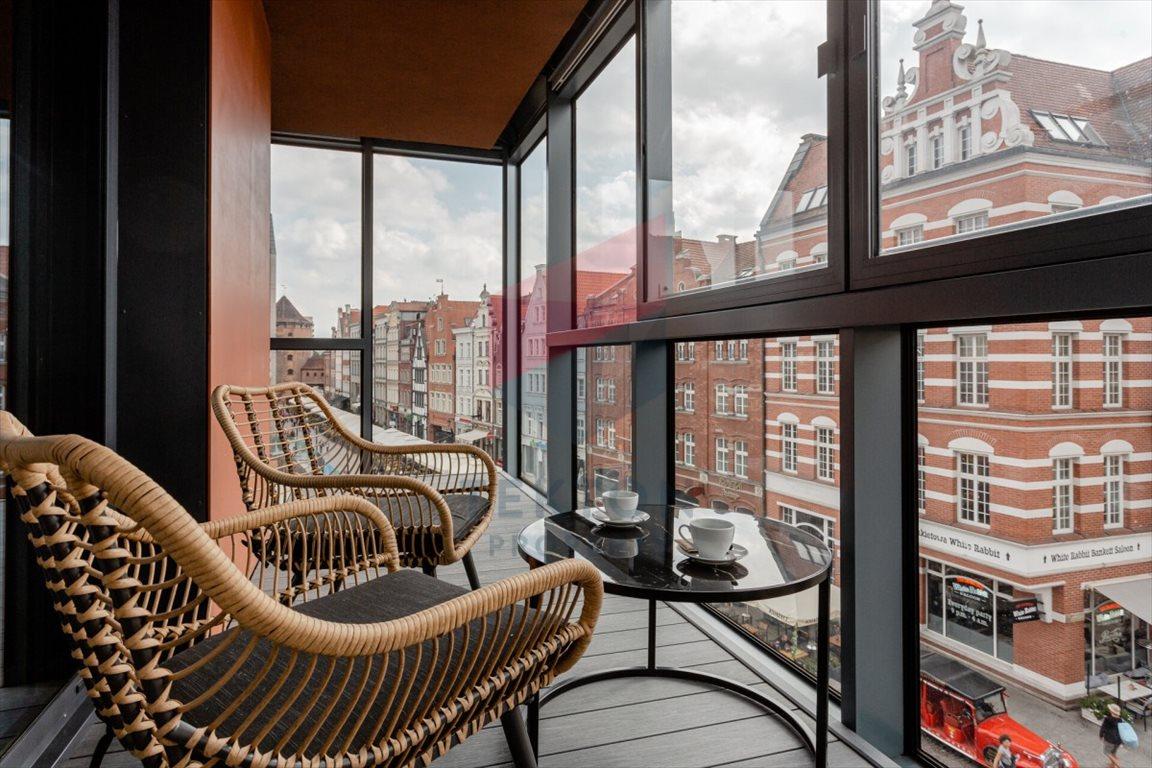 Mieszkanie dwupokojowe na sprzedaż Gdańsk, Śródmieście, Chmielna  46m2 Foto 9