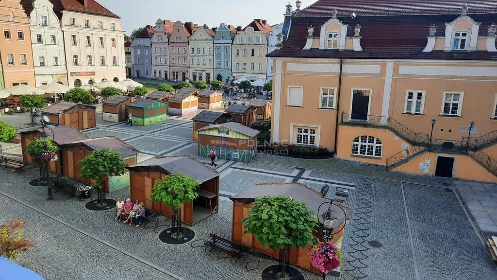 Mieszkanie dwupokojowe na wynajem Bolesławiec, rynek Rynek  47m2 Foto 6