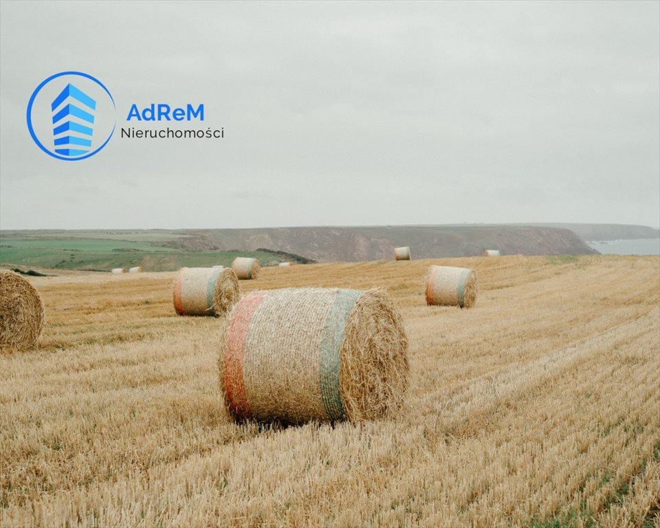 Działka rolna na sprzedaż Uhowo  1226m2 Foto 1