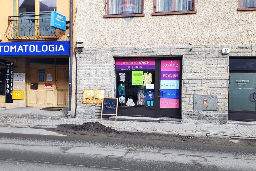 Lokal użytkowy na wynajem Nowy Targ  67m2 Foto 5