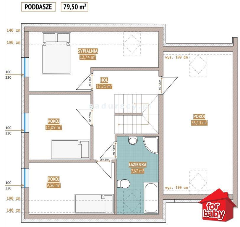 Dom na sprzedaż Czernichów, Rybna, Czernichów, Czernichów  224m2 Foto 4