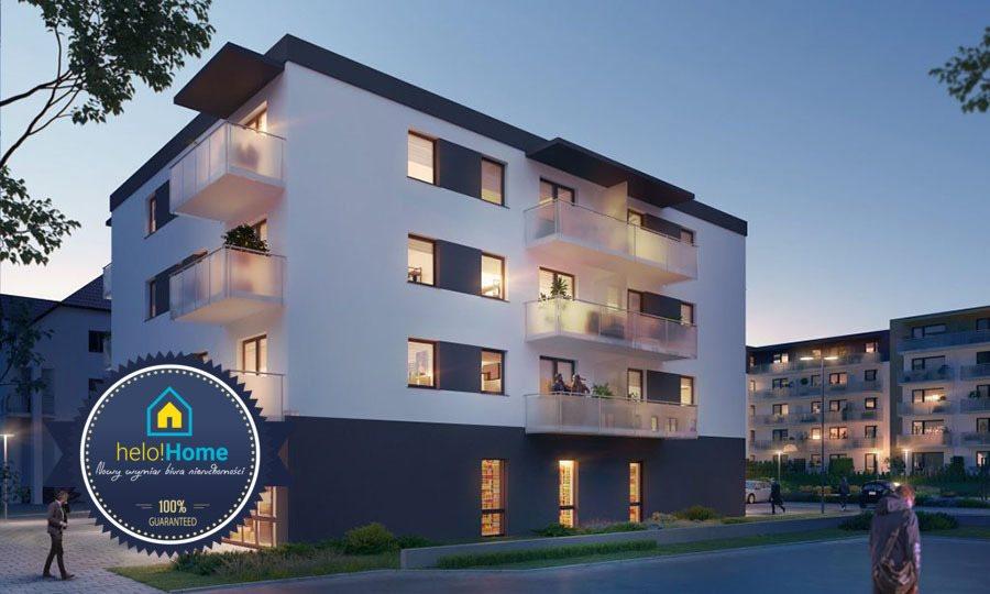 Mieszkanie dwupokojowe na sprzedaż Leszno, Antoniny  48m2 Foto 3