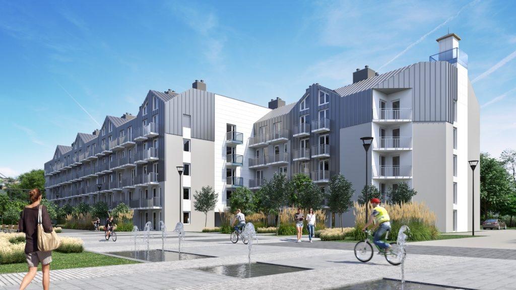 Mieszkanie dwupokojowe na sprzedaż Poznań, Śródka, Nadolnik II etap  41m2 Foto 9