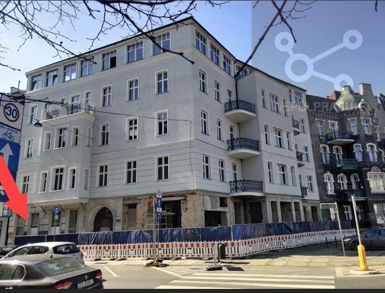 Lokal użytkowy na sprzedaż Szczecin, Śródmieście-Centrum, Monte Cassino  217m2 Foto 2