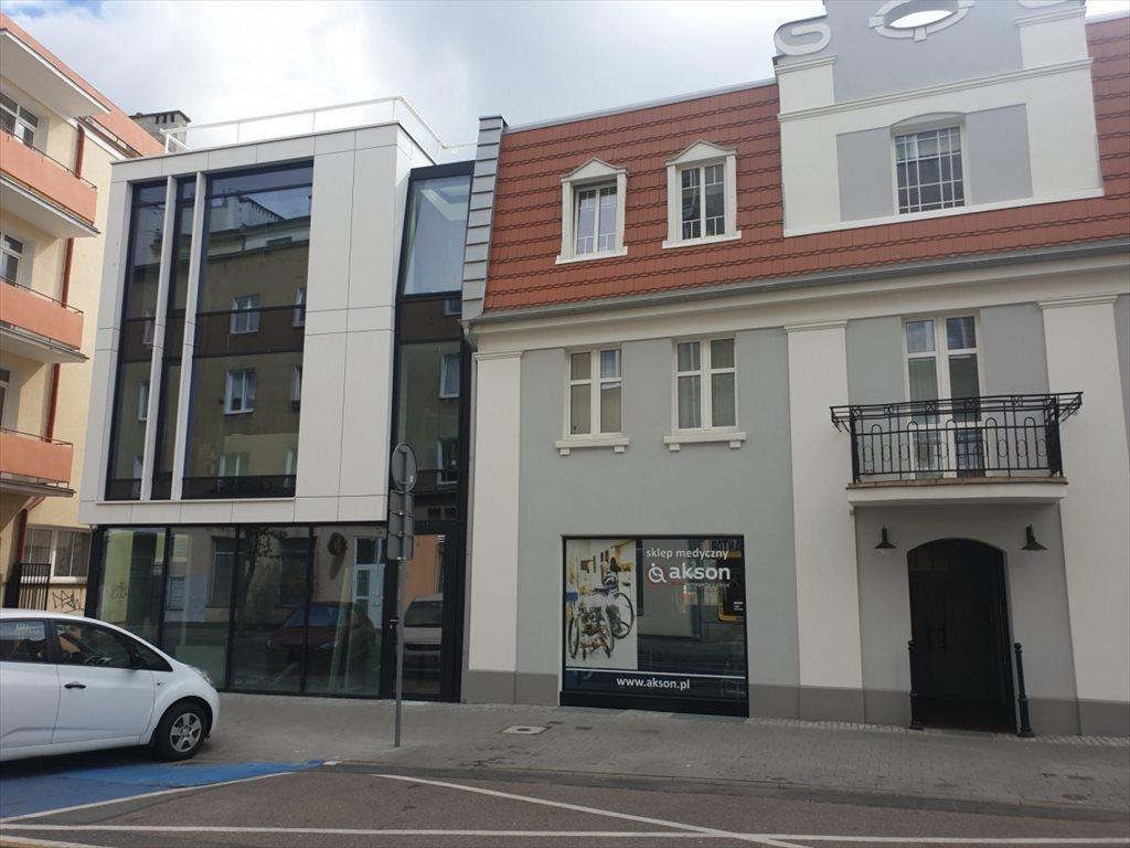 Lokal użytkowy na wynajem Gdynia, Śródmieście, Antoniego Abrahama  60m2 Foto 5