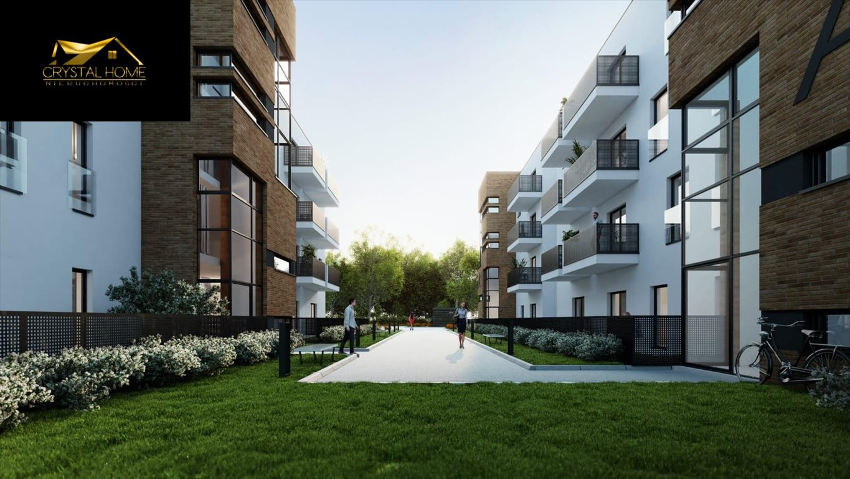 Mieszkanie dwupokojowe na sprzedaż Świdnica  43m2 Foto 1