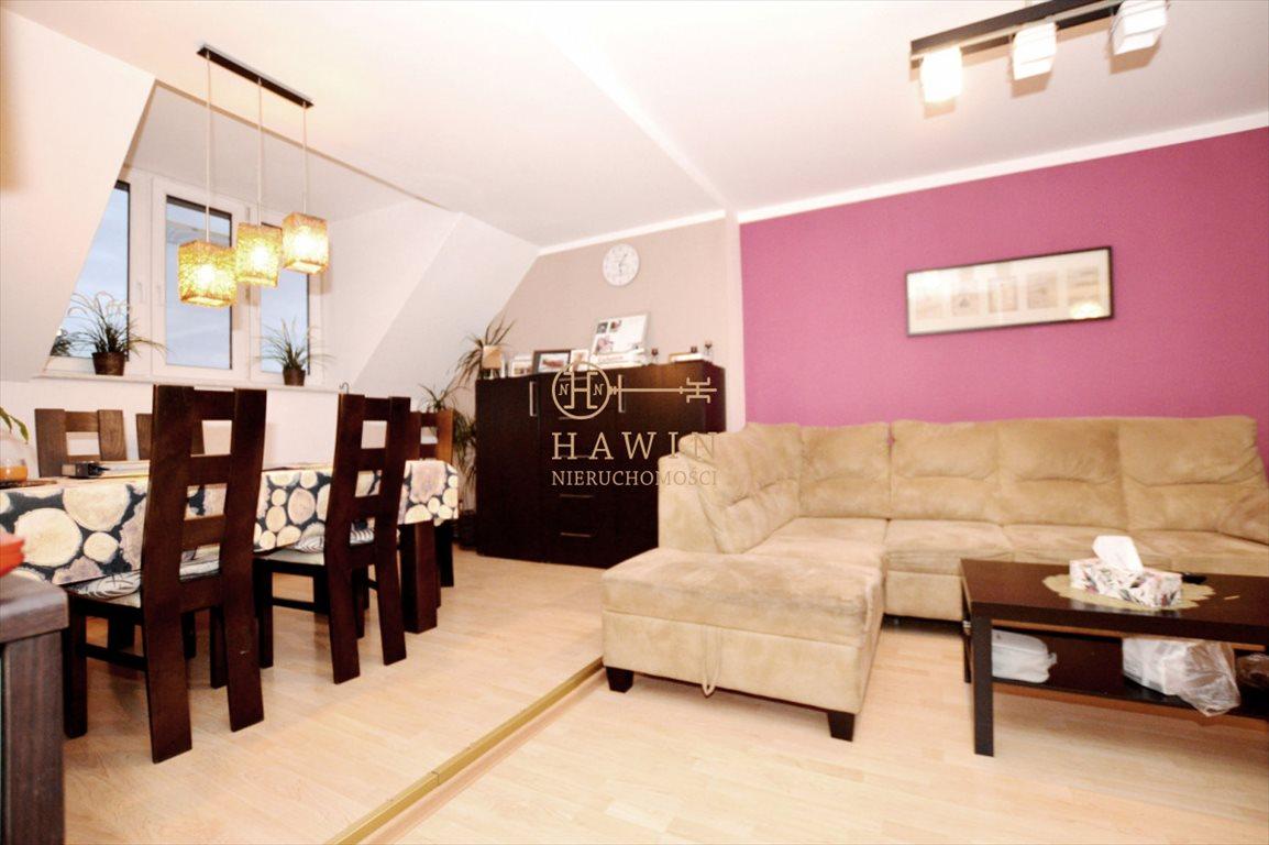Mieszkanie trzypokojowe na sprzedaż Wysoka, Lipowa Chabrowa  55m2 Foto 7