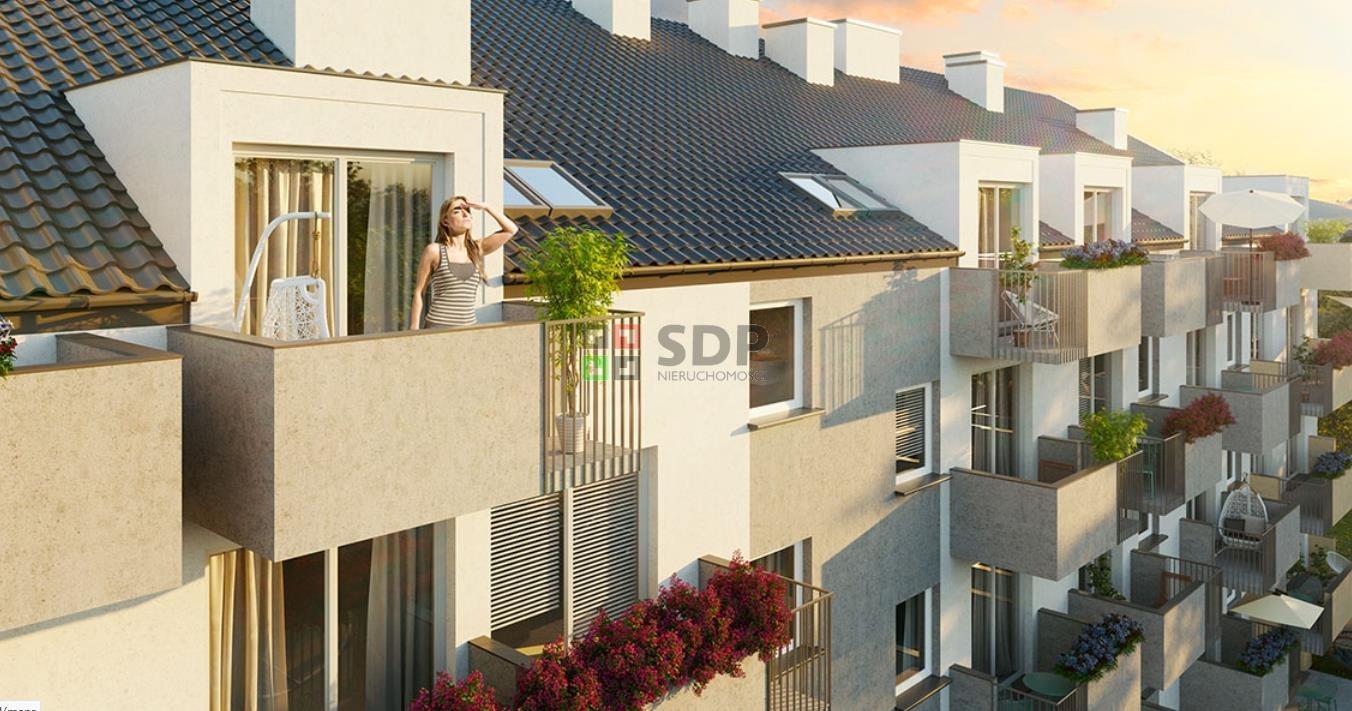 Mieszkanie dwupokojowe na sprzedaż Wrocław, Krzyki, Jagodno, Buforowa  36m2 Foto 1