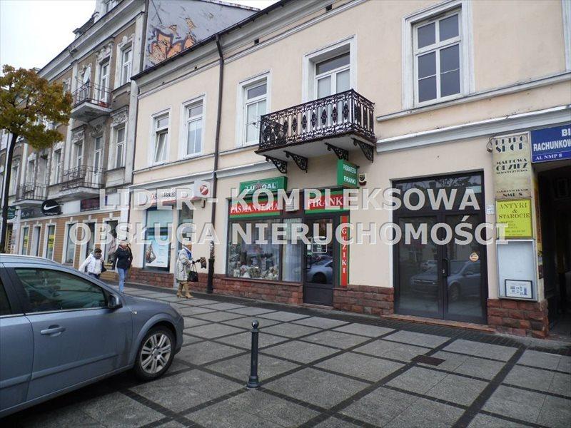Lokal użytkowy na sprzedaż Częstochowa, Centrum  157m2 Foto 1