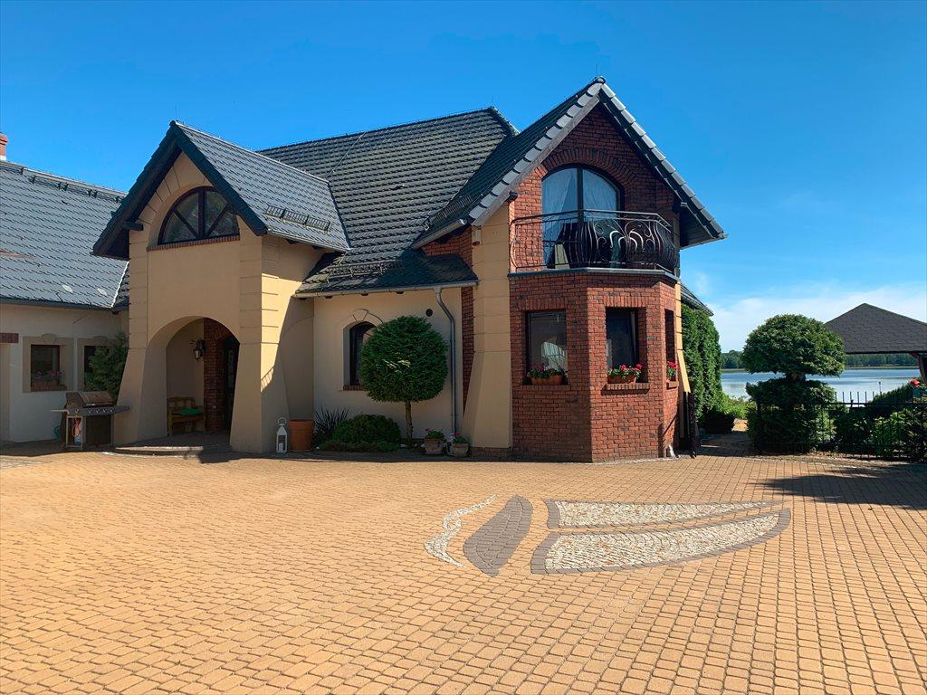 Luksusowy dom na sprzedaż Wrony, Giżycko,Mikołajki, MAZURY na szlaku WJM  458m2 Foto 1