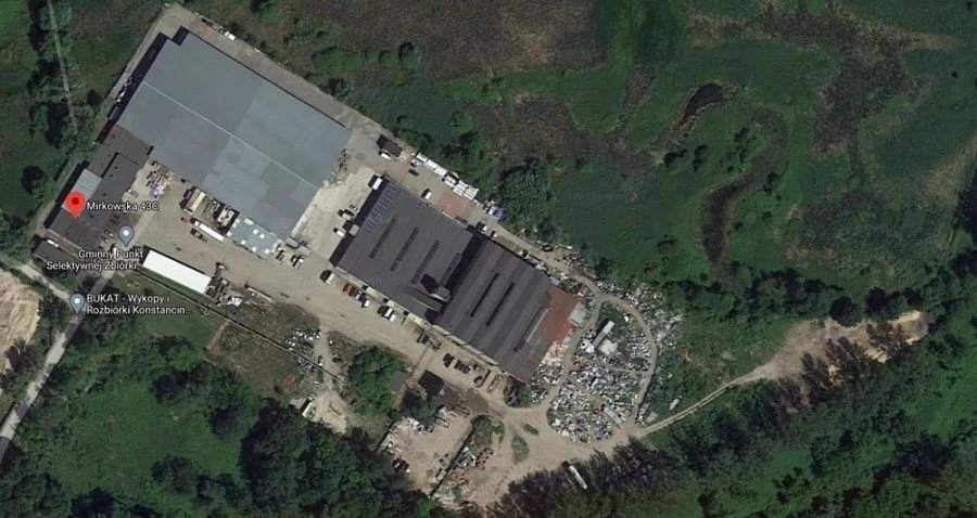 Działka przemysłowo-handlowa na sprzedaż Konstancin-Jeziorna, Mirkowska  3000m2 Foto 1