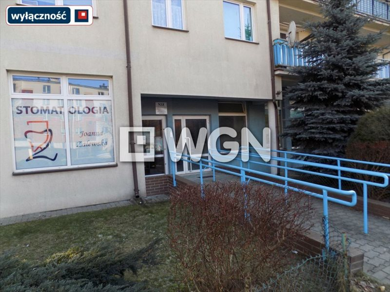 Lokal użytkowy na sprzedaż Ełk, Centrum  61m2 Foto 1