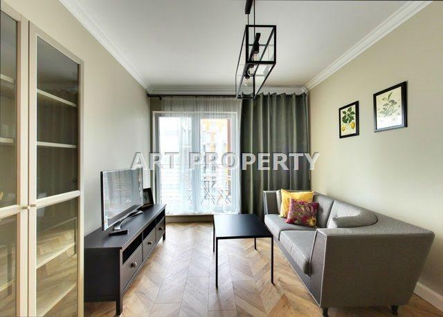 Mieszkanie dwupokojowe na sprzedaż Katowice, Muchowiec  45m2 Foto 2