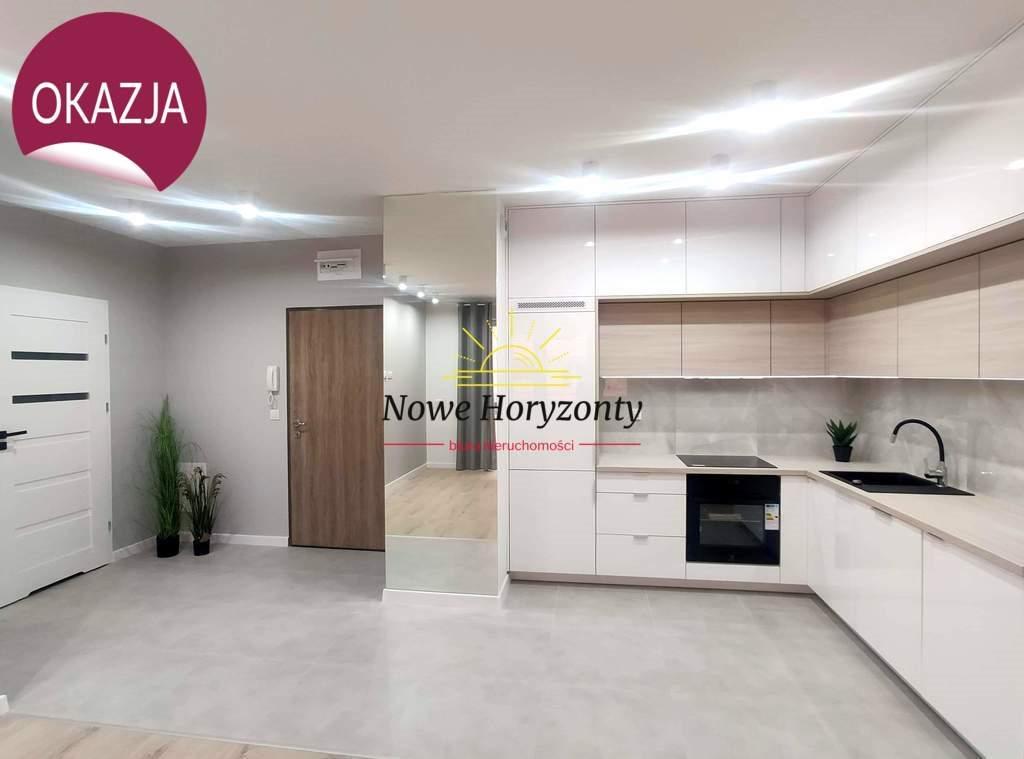 Mieszkanie dwupokojowe na sprzedaż Białystok, Wysoki Stoczek, al. Jana Pawła II  45m2 Foto 2