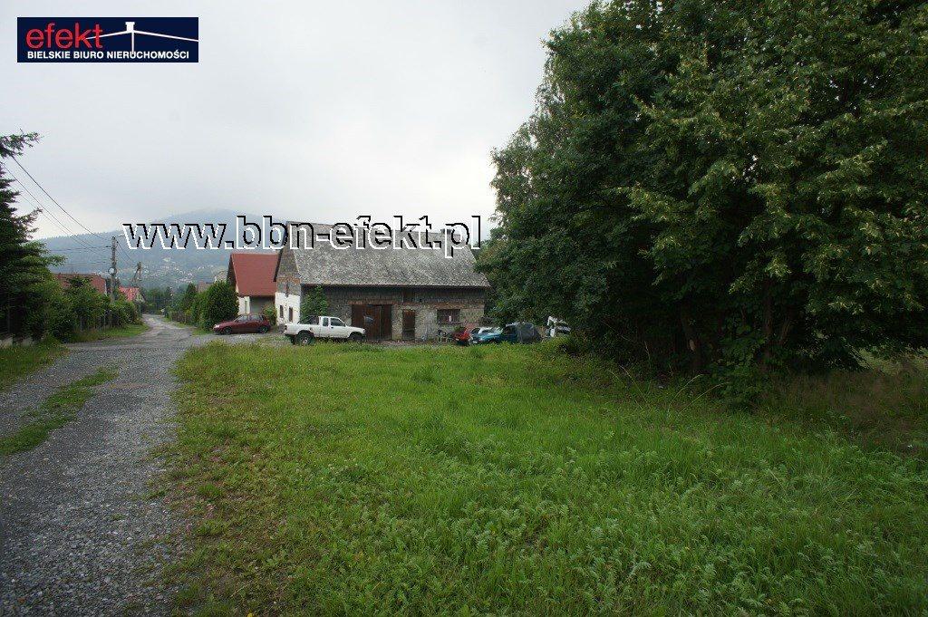 Działka budowlana na sprzedaż Bystra  1786m2 Foto 2