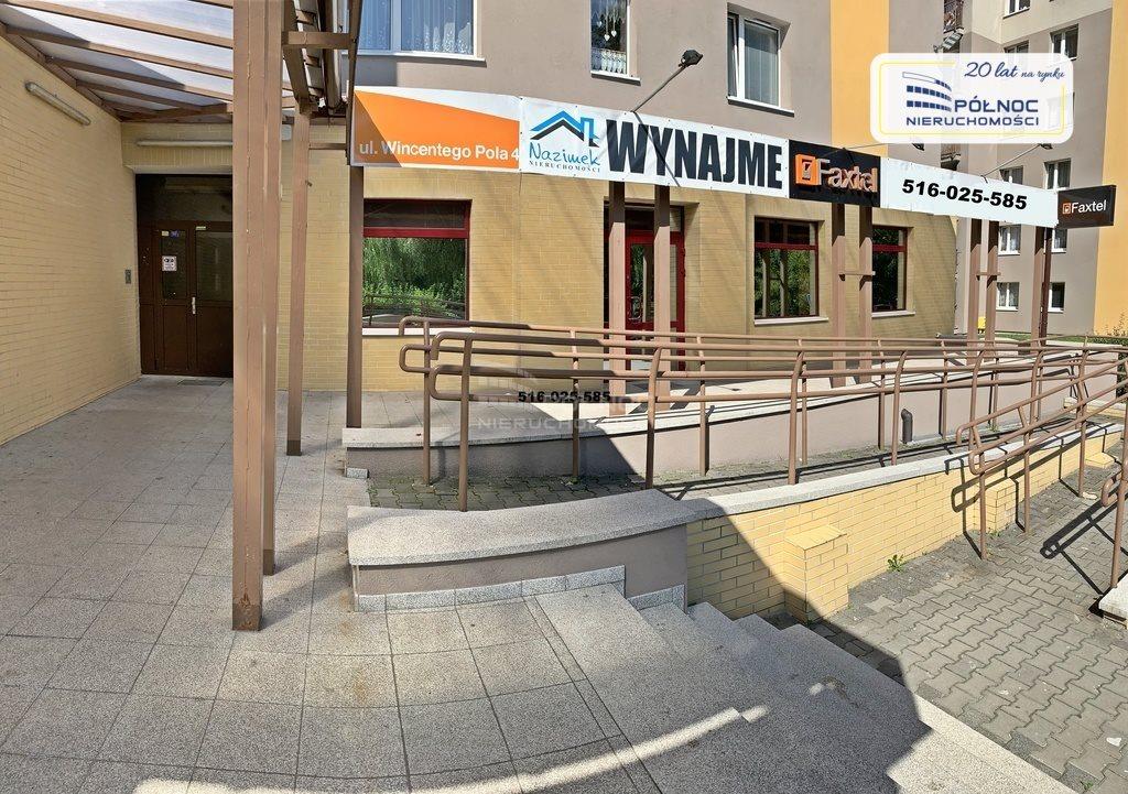 Lokal użytkowy na sprzedaż Katowice, Wincentego Pola  104m2 Foto 1