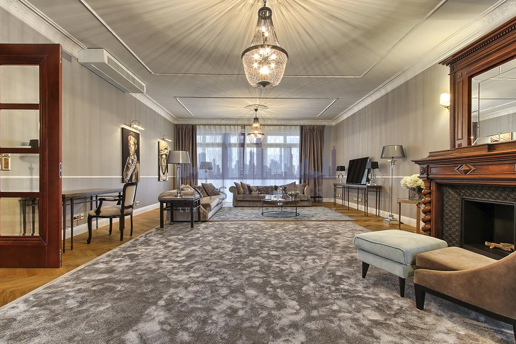 Luksusowe mieszkanie na sprzedaż Warszawa, Śródmieście, Powiśle, Drewniana  304m2 Foto 3