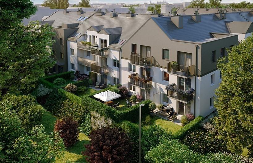 Mieszkanie trzypokojowe na sprzedaż Wrocław, Krzyki, Księże Małe, Księska  61m2 Foto 5