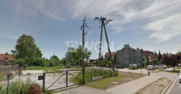 Działka komercyjna pod dzierżawę Wrocław, Fabryczna, Boguszowska  1084m2 Foto 5