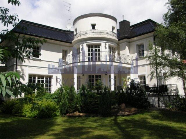 Dom na sprzedaż Magdalenka  857m2 Foto 1