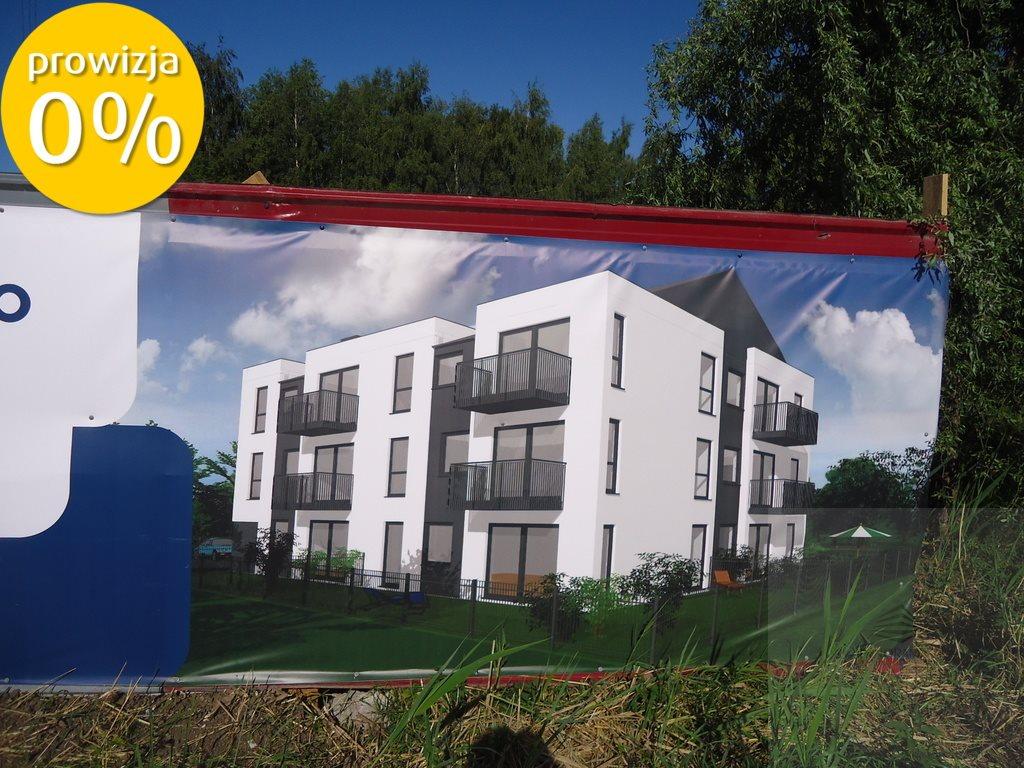 Mieszkanie dwupokojowe na sprzedaż Szczecin, Bukowo, Policka  53m2 Foto 8