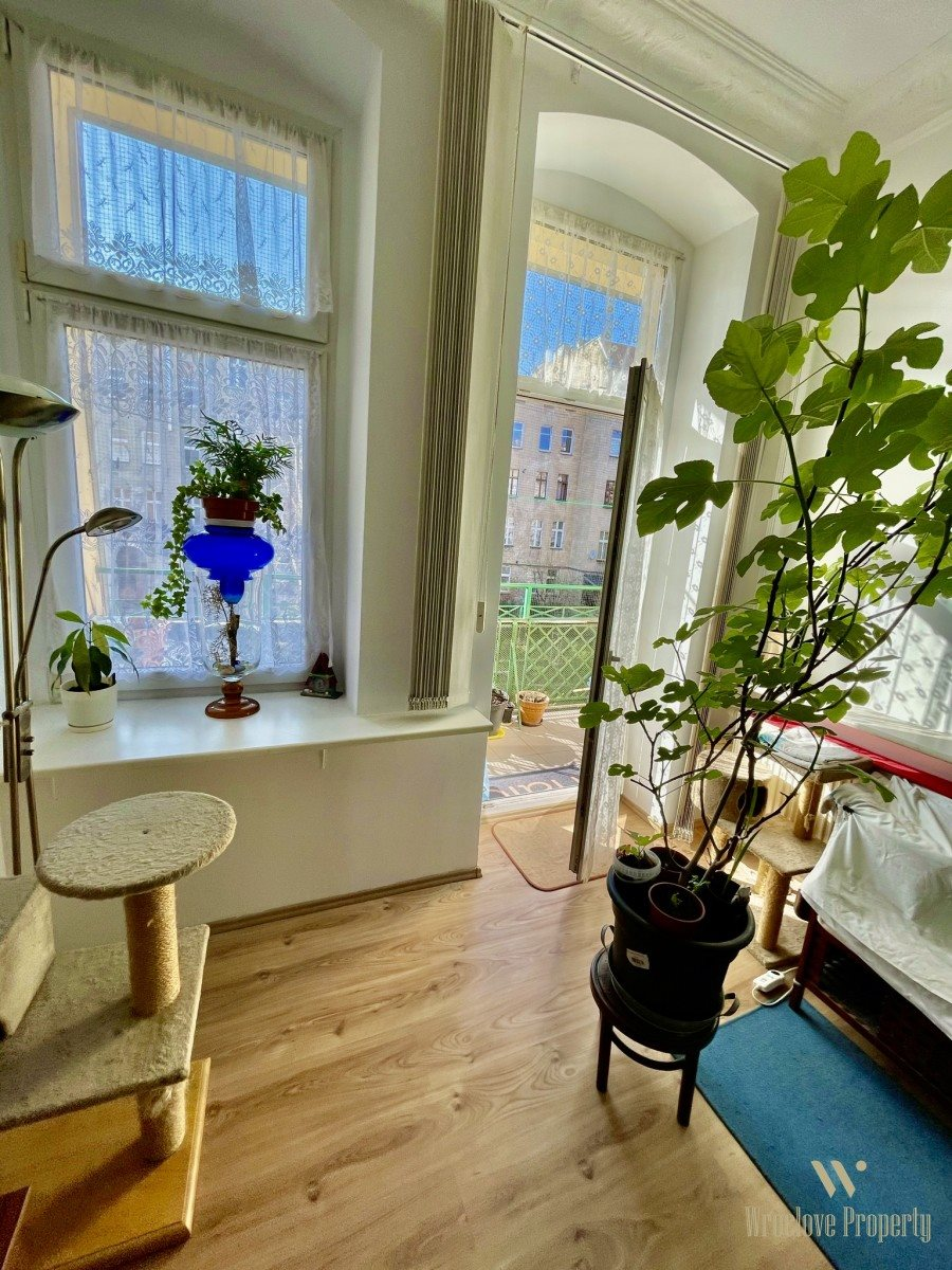 Mieszkanie trzypokojowe na sprzedaż Wrocław, Śródmieście  87m2 Foto 6
