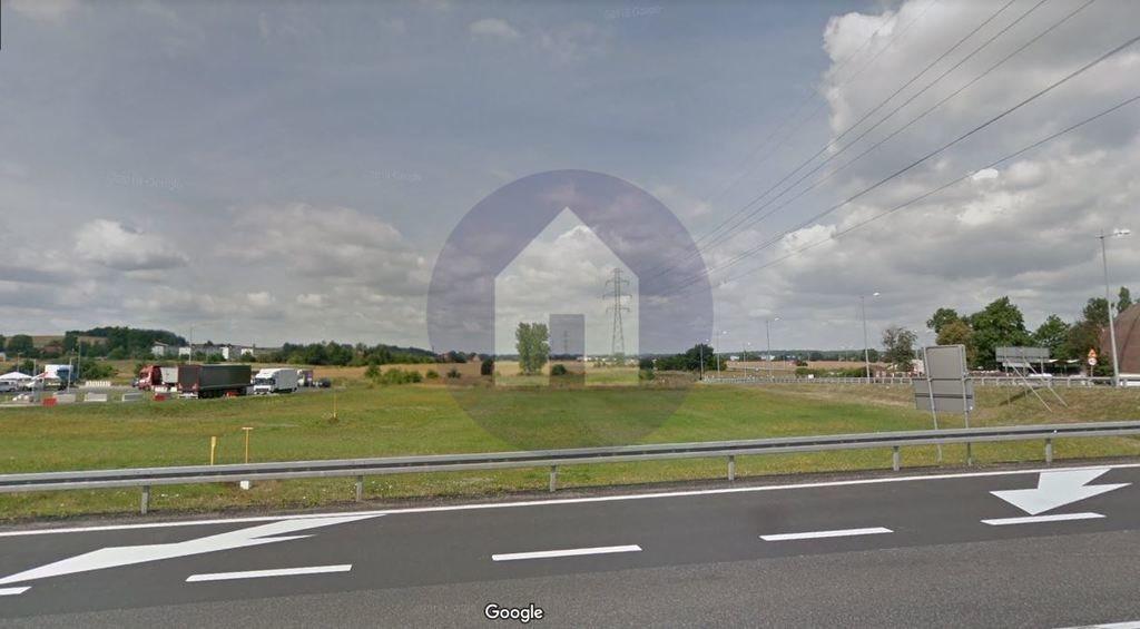 Działka komercyjna na sprzedaż Nowa Wieś Legnicka  5100m2 Foto 3