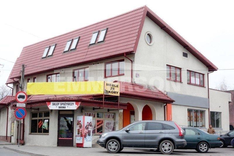 Lokal użytkowy na sprzedaż Płock, Wyszogrodzka  1103m2 Foto 1