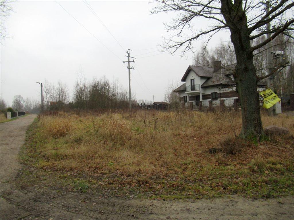 Działka budowlana na sprzedaż Tumlin-Dąbrówka, Świerkowa  892m2 Foto 2