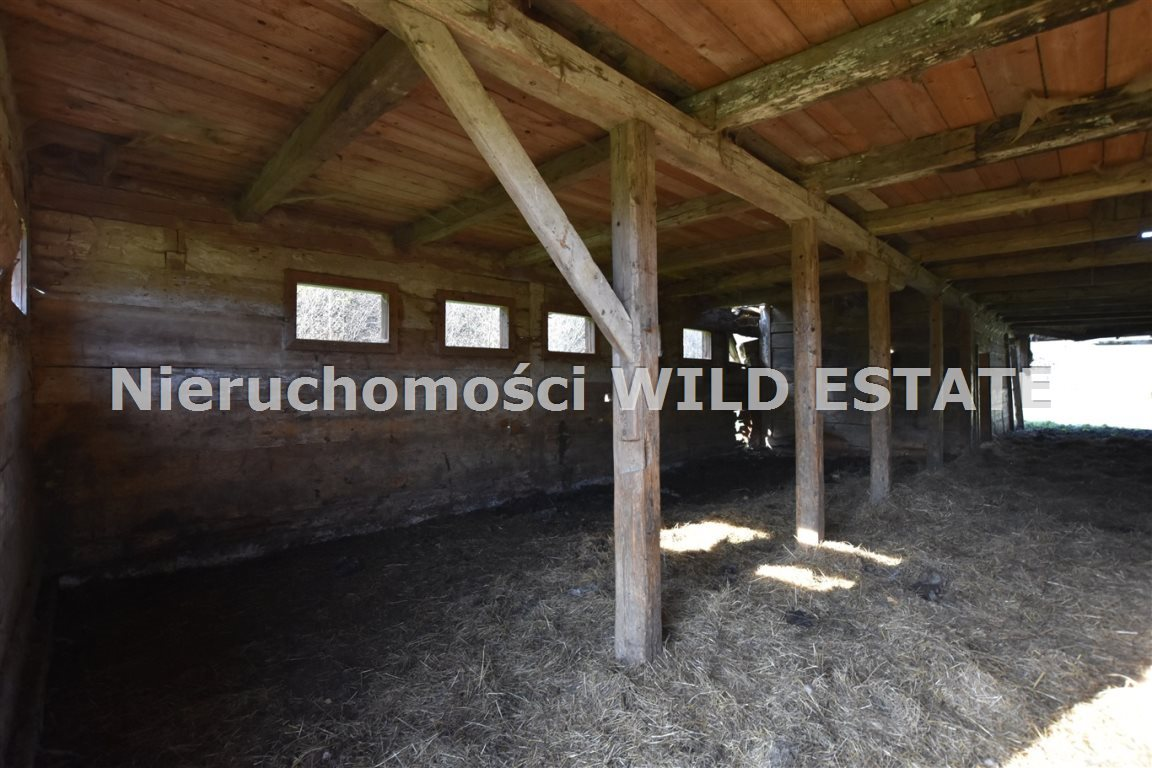 Działka rolna na sprzedaż Olszanica, Paszowa  3287m2 Foto 4