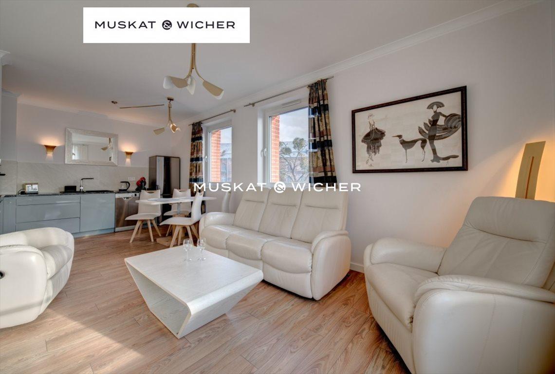 Mieszkanie dwupokojowe na wynajem Gdańsk, Stare Miasto, Tartaczna  47m2 Foto 1