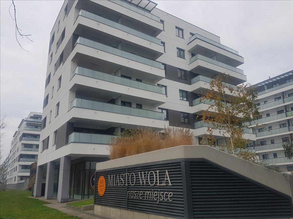 Mieszkanie dwupokojowe na wynajem Warszawa, Wola, Jana Kazimierza  39m2 Foto 1