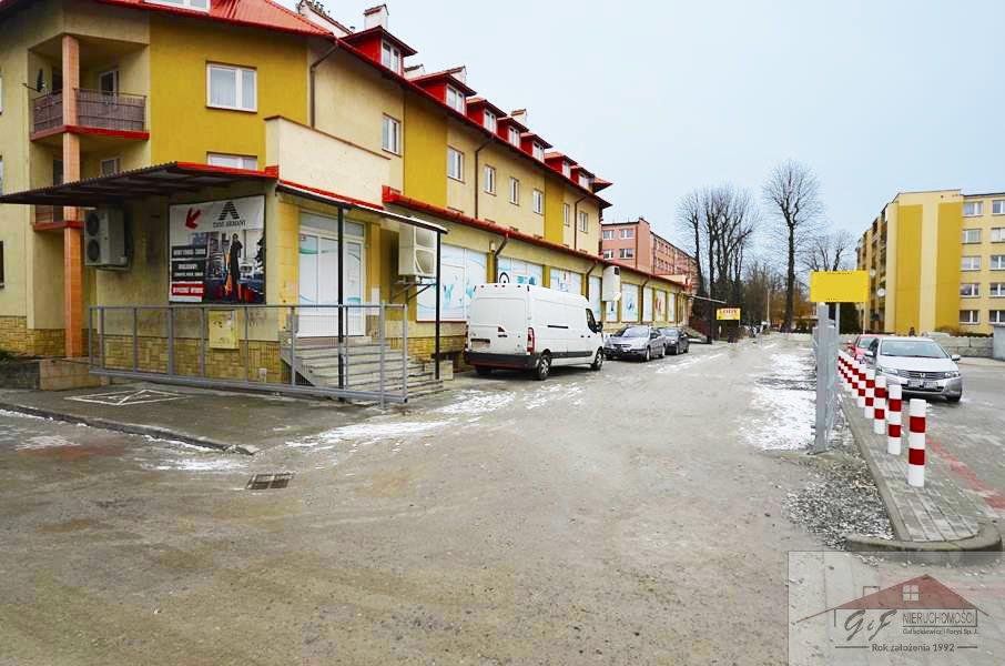 Lokal użytkowy na wynajem Jarosław, os. im. gen. Kazimierza Pułaskiego  500m2 Foto 4