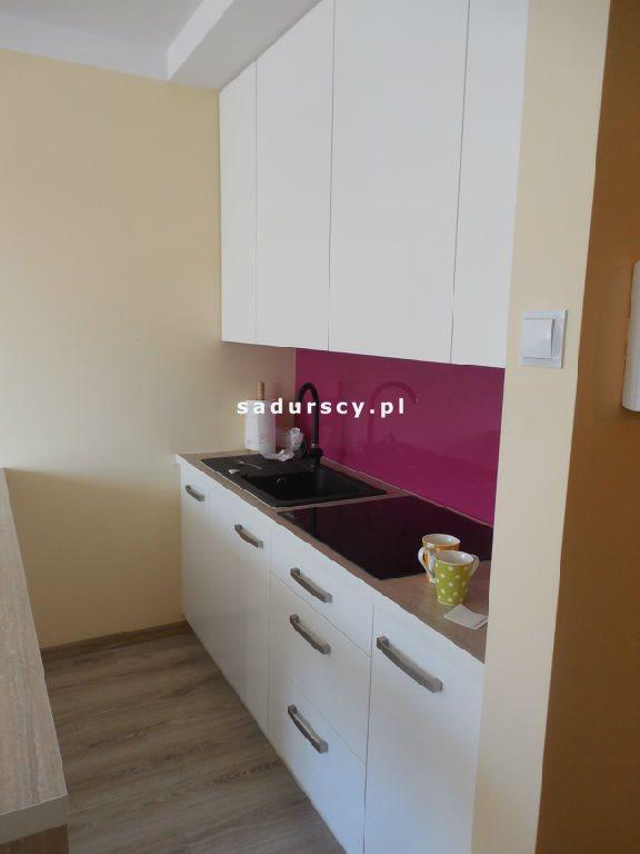 Mieszkanie dwupokojowe na wynajem Kraków, Podgórze, Stare Podgórze, Wielicka  35m2 Foto 5