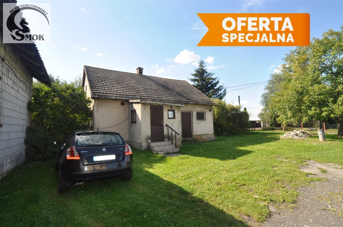 Dom na sprzedaż Cianowice Duże  70m2 Foto 1
