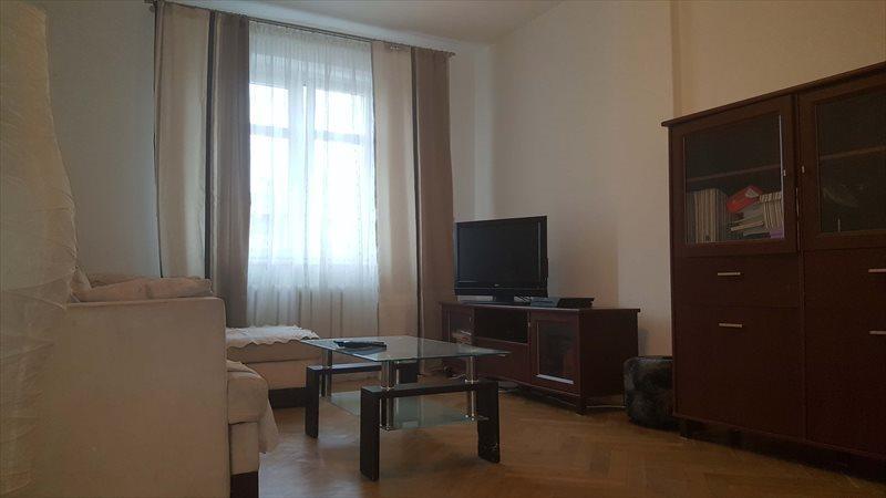 Mieszkanie dwupokojowe na sprzedaż Wrocław, Stare Miasto, Hercena  46m2 Foto 1
