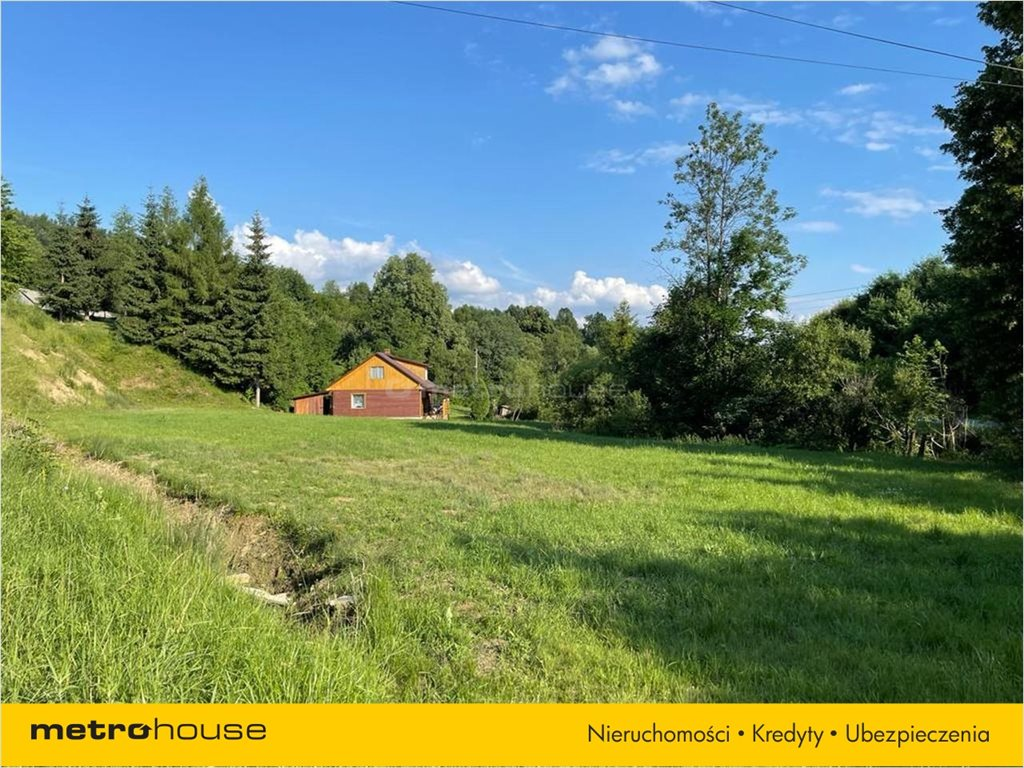 Działka rolna na sprzedaż Rybne, Solina  2374m2 Foto 3