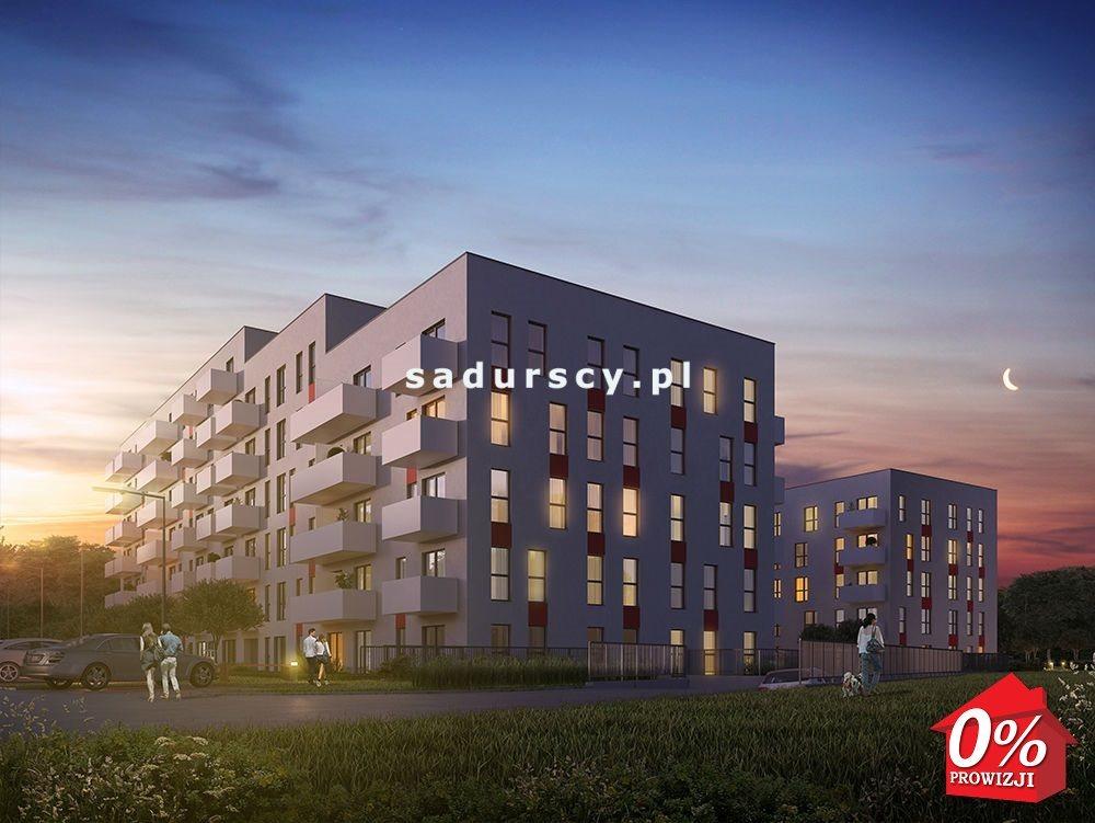 Mieszkanie dwupokojowe na sprzedaż Kraków, Prądnik Biały, Prądnik Biały, Kazimierza Wyki - okolice  42m2 Foto 2