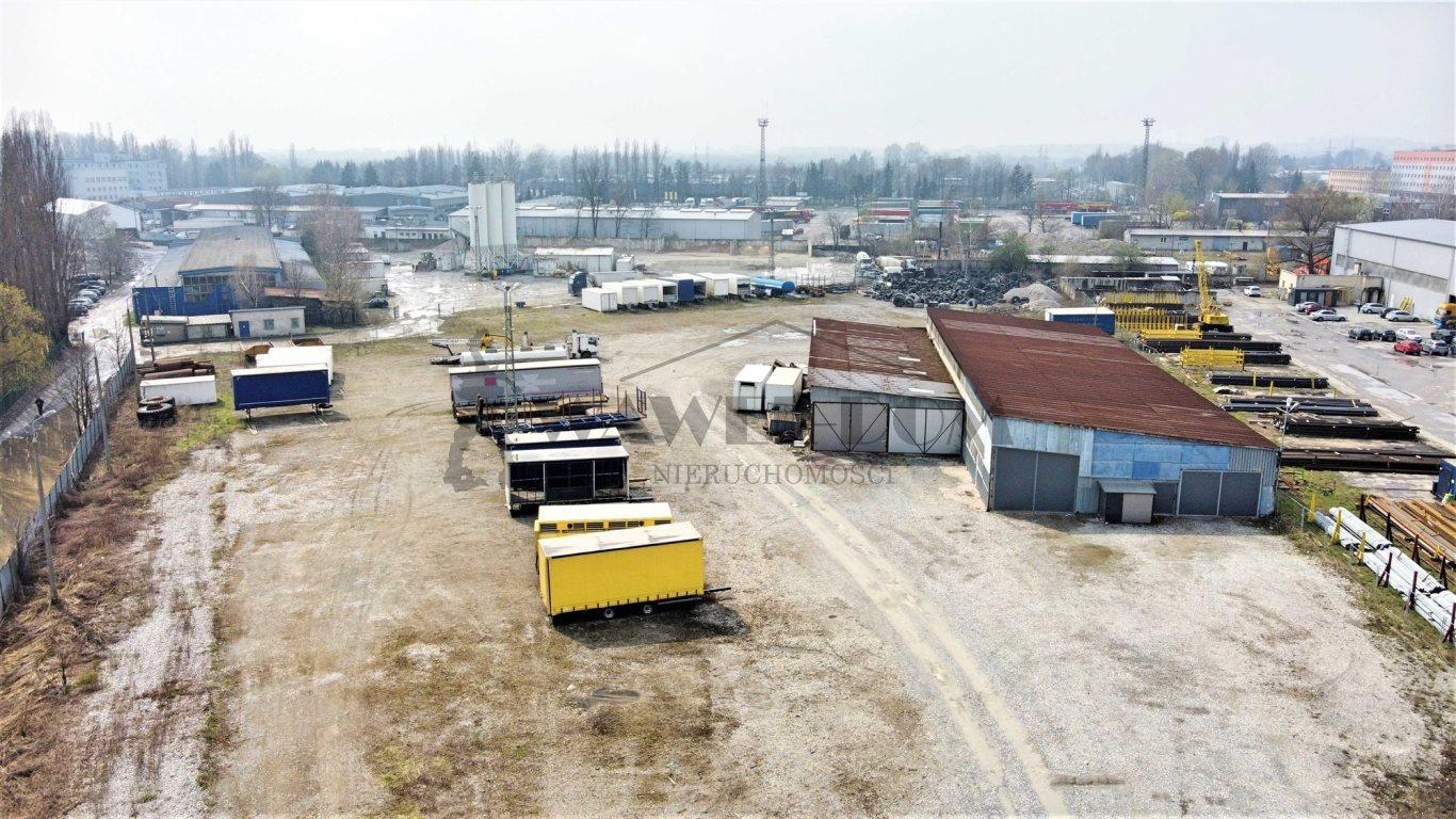 Działka przemysłowo-handlowa na sprzedaż Kraków, Nowa Huta  20000m2 Foto 3