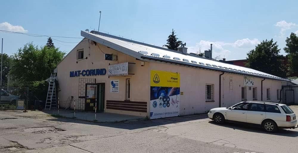 Lokal użytkowy na sprzedaż Gorlice  2672m2 Foto 9