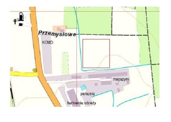 Działka inwestycyjna na sprzedaż Oborniki Śląskie, Przemysłowa  15018m2 Foto 3