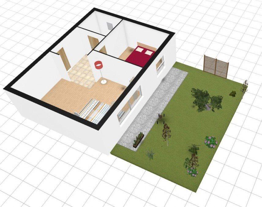 Mieszkanie dwupokojowe na sprzedaż Police  47m2 Foto 3