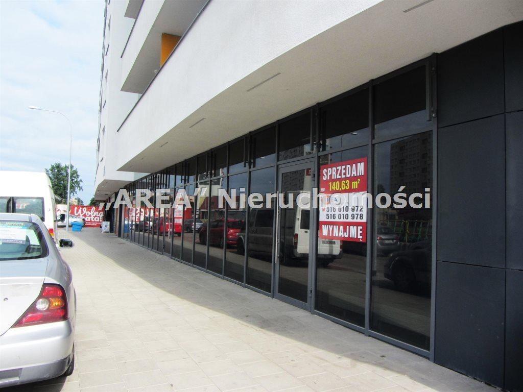 Lokal użytkowy na sprzedaż Białystok, Bema, Kaczorowskiego  121m2 Foto 2