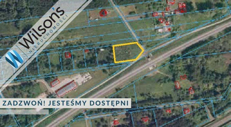 Działka przemysłowo-handlowa na sprzedaż Jaktorów-Kolonia  2461m2 Foto 1