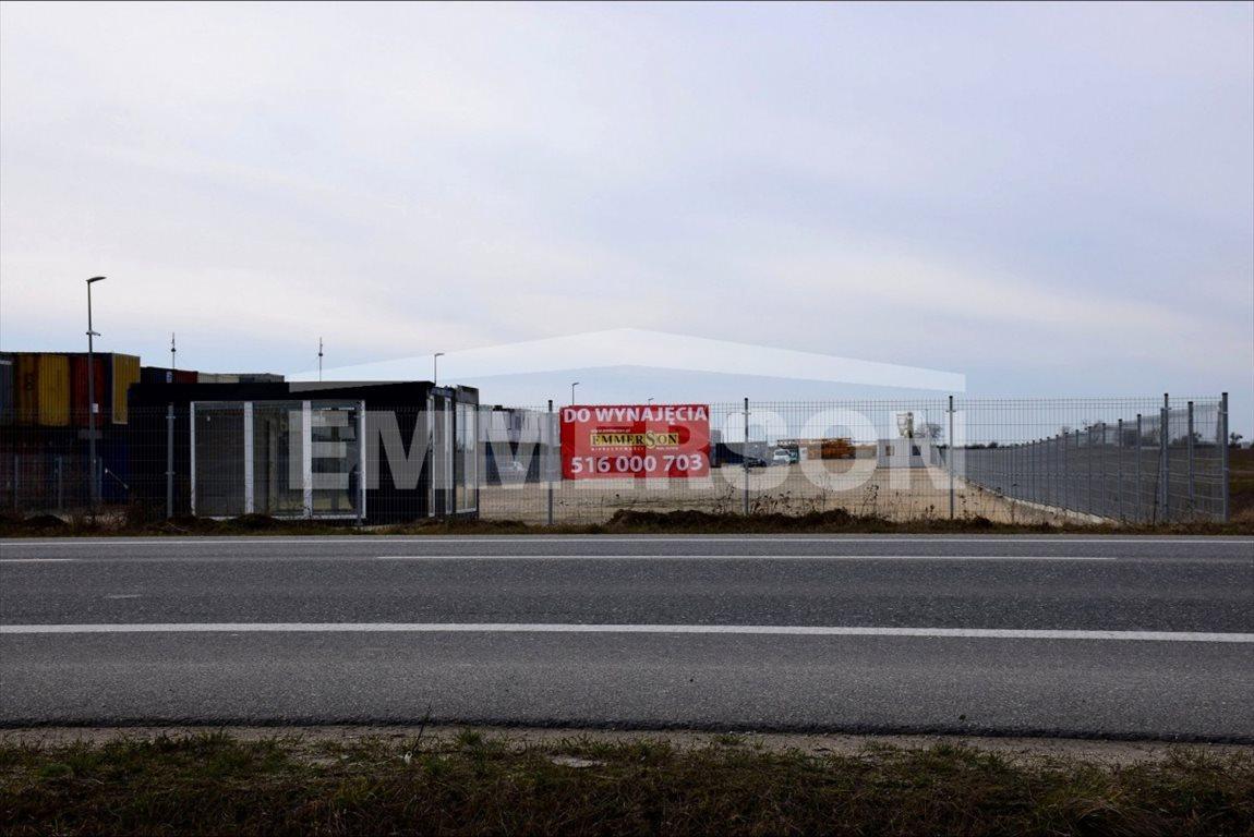 Działka przemysłowo-handlowa pod dzierżawę Ligota Piękna, Wrocławska  2000m2 Foto 1