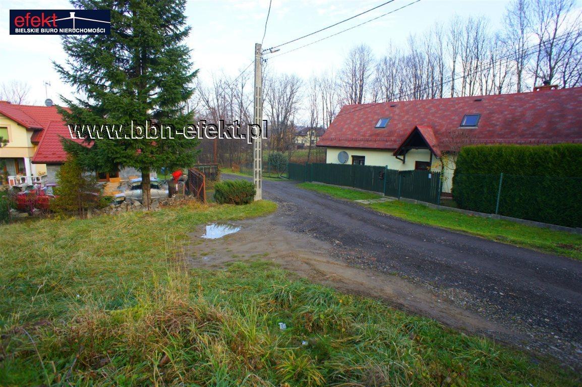 Działka inna na sprzedaż Bielsko-Biała, Lipnik  950m2 Foto 6