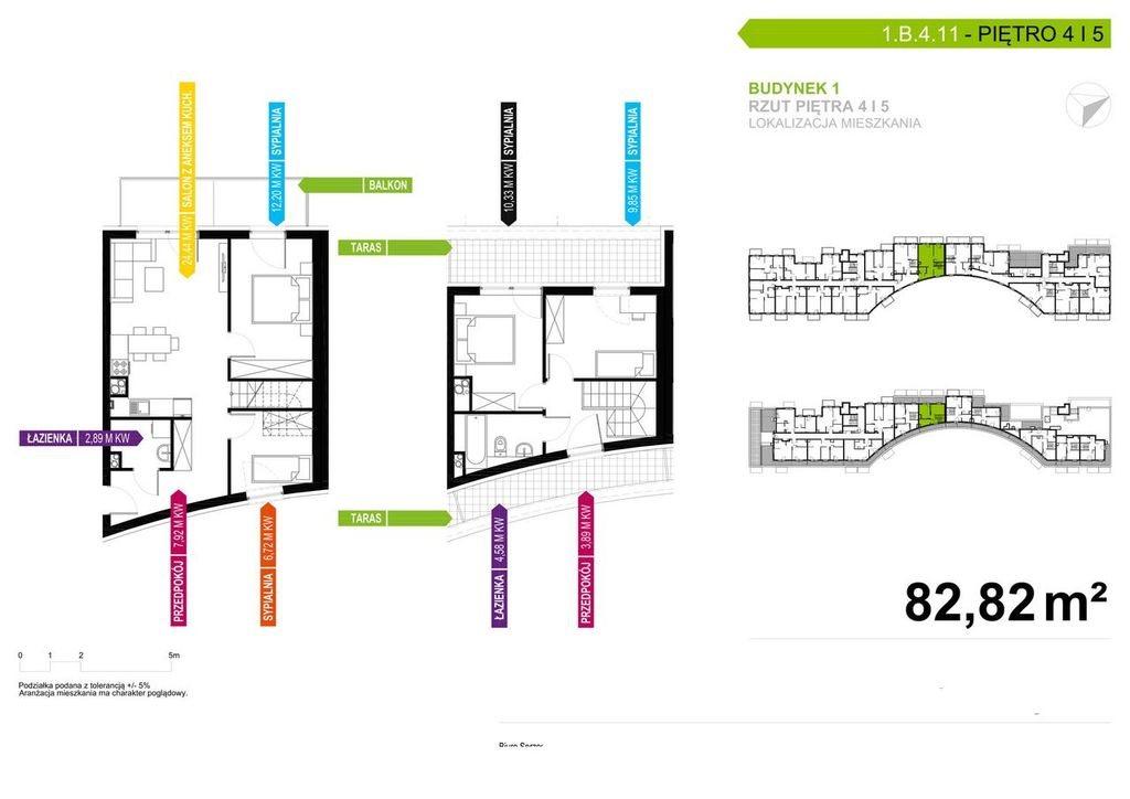 Mieszkanie czteropokojowe  na sprzedaż Poznań, Chartowo, Chartowo, abp. Walentego Dymka  83m2 Foto 5