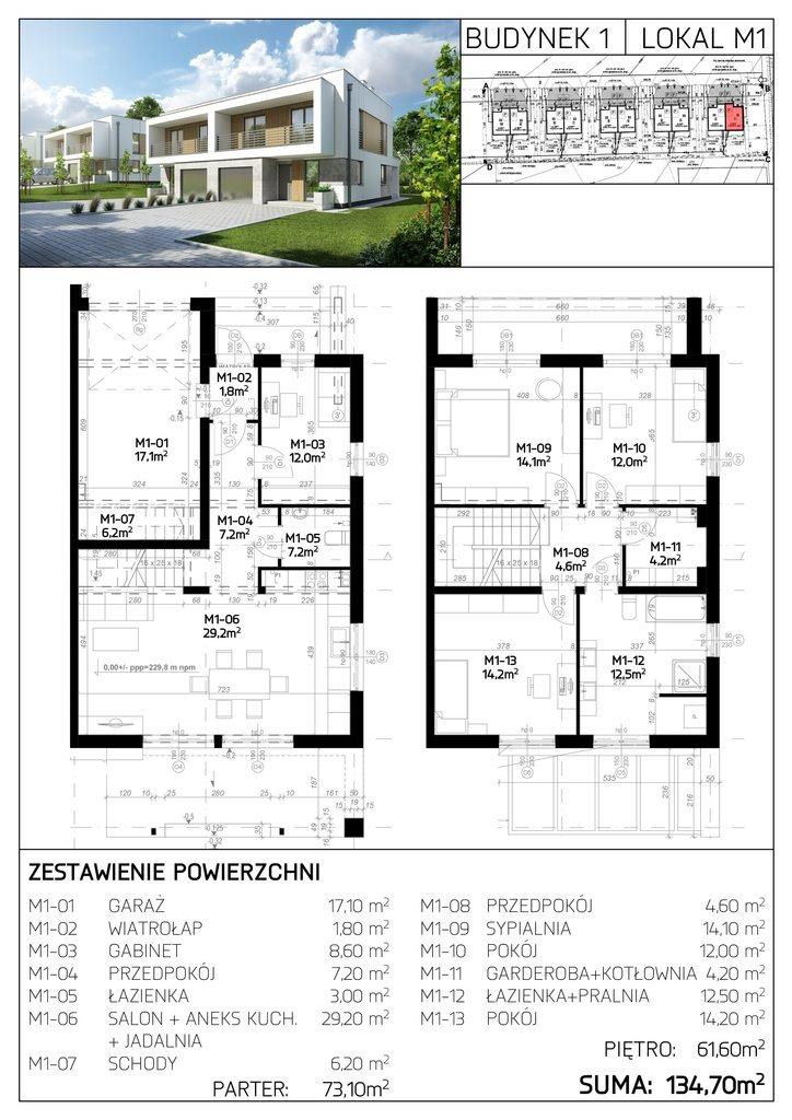 Dom na sprzedaż Rzeszów, Budziwojska  135m2 Foto 4