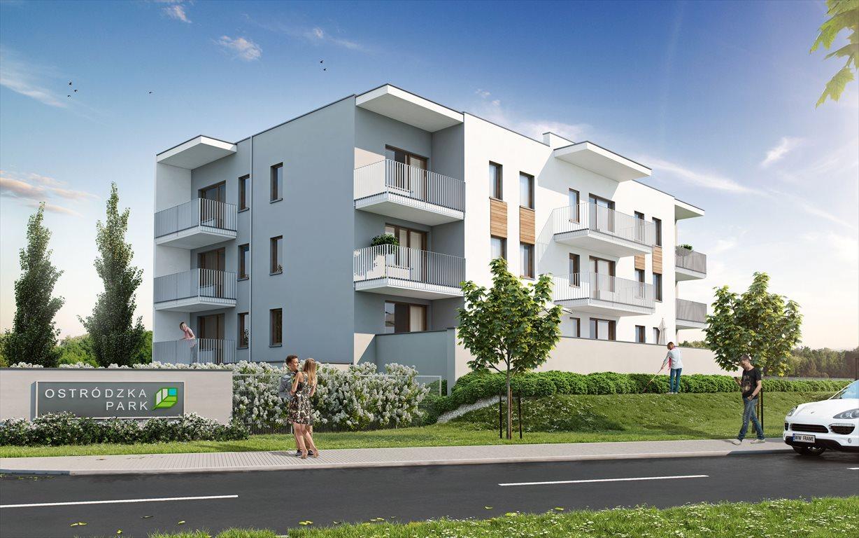 Mieszkanie trzypokojowe na sprzedaż Warszawa, Białołęka, Ostródzka 168  61m2 Foto 1
