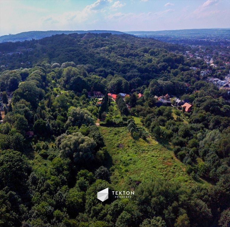 Działka leśna na sprzedaż Kraków, Salwator, Panoramiczna  4100m2 Foto 8